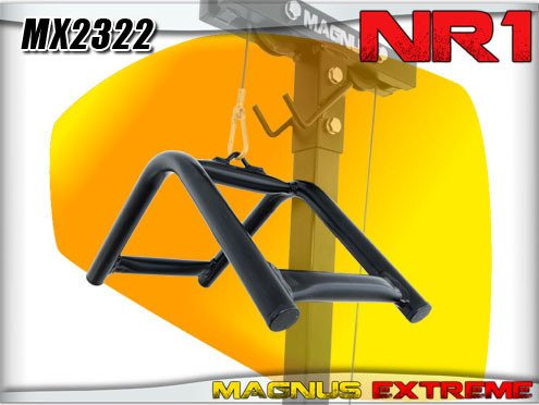 Handle bar for lat tower Magnus Extreme  NEW